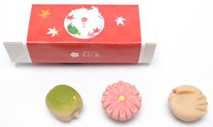 上生菓子セット画像